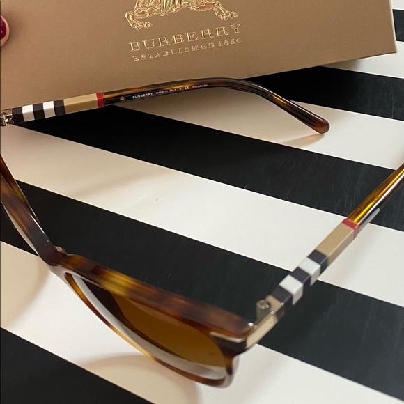 Burberry Polarized Sunglasses